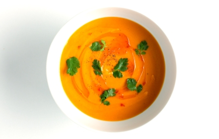 carrot-coconut-soup
